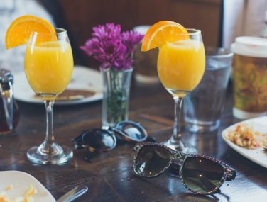 All Mothers Drink Mimosas (Free)!